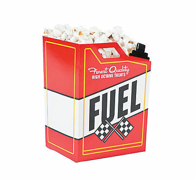 24 Race Car Fuel Can Popcorn Boxes Nascar Party Decorations Favors Goody box