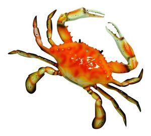 Steamed Crab Beach Sea Tiki Deck Kitchen Wall Decor