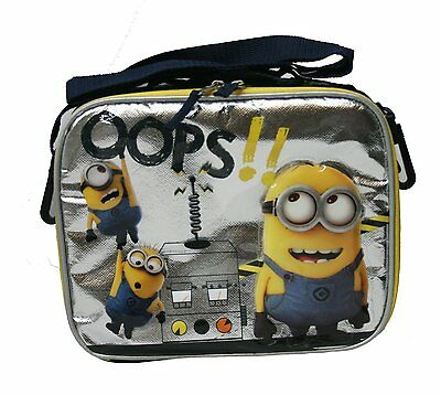 Despicable Me 2 Minion School Lunch Box - Oops! - Licensed Product