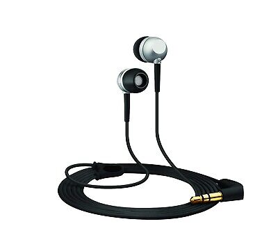 Universal Cascos Intrauriculares con Cable 3.5mm Audio Jack MP3 Música -