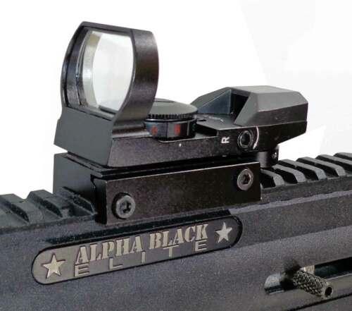 tippmann Alpha black elite marker accessory sight replacement woodsball gear