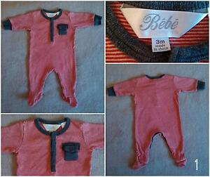 BABY BOY BUNDLE CLOTHING GORGEOUS ROMPERS ONESIES SLEEPSUITS Canning Vale Canning Area Preview