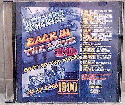 BEST OF THE 90'S HIP HOP & R&B  MIXTAPE