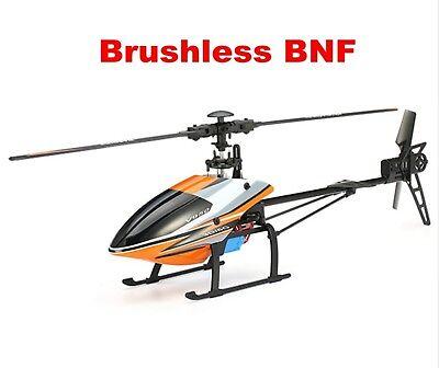 WLtoys V950 2.4G 6CH 3D6G System Brushless Motor Flybarless RC Helicopter BNF