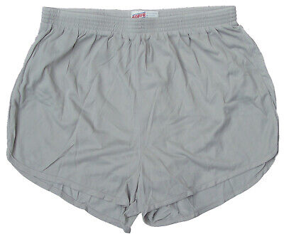 Soffe Men's Running Short Graphite Large