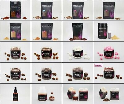Sticky Baits - THE KRILL Boilies, Pellets, Pop Ups, Wafters, Glug - FULL RANGE