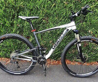 Giant Anthem X Large 29er full suspension mountain bike