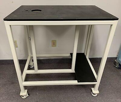 36 X 24 Steel Machine Base Mfg Shop Welding Cnc Table Workstation Bench Desk