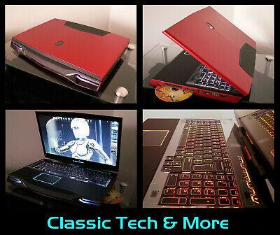 DaRe UFO Alienware M18x RED i7 +SSD +ATi GFX orp£3499 Gaming Laptop
