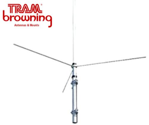 1481 TRAM Amateur Dual-Band Base Antenna with 17ft Base Antenna