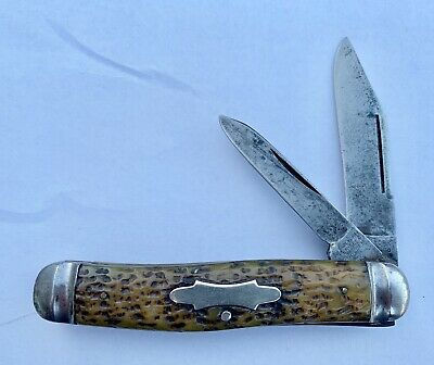 EARLY NEW YORK KNIFE CO JACK KNIFE