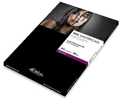 A3+ Masterclass Lustre Photo Paper Fotopapier 300g seidenglänzend semi Glossy