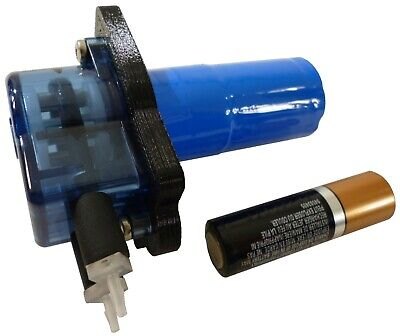 Micro Oem Peristaltic Tygon Food Bev Tubing Pump 6 Volt Low Flow Pm100 Series