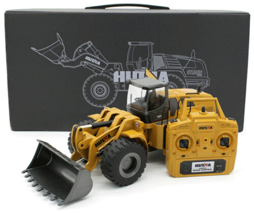 HUINA 1583 2.4G 1/14th Scale RC Metal Front End Loader Bulldozer