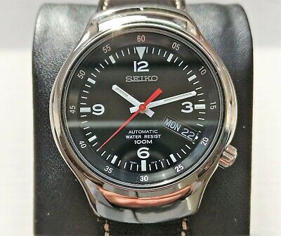 Seiko S-Wave 7S26-0110 - Rare Vintage automatic 38mm
