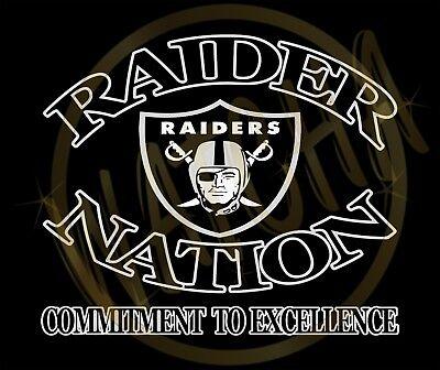 - Raider Nation Image Men's T-Shirts