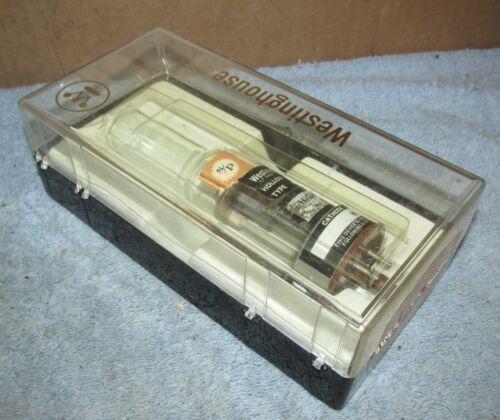 Vintage WESTINGHOUSE W S7275-74 Hollow Cathode Tube Ne J0982