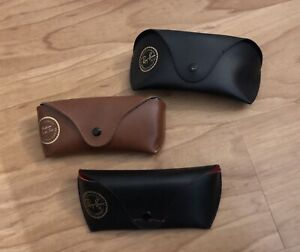 """Authentic """"RAY BANS"""" Sun Glasses w/ Ray Ban's soft case"""