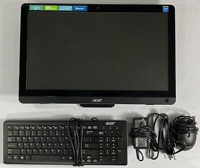 ACER ASPIRE AZC-606-UR27* TOUCHSCREEN* WINDOWS 8.1* ALL-IN-ONE* BLUETOOTH* 64BIT