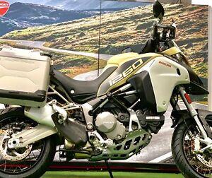 2019 Ducati Multistrada 1260 S Touring