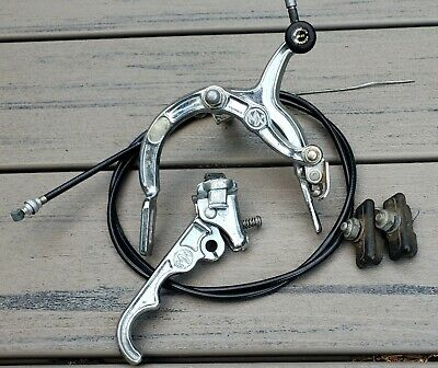 Old school BMX NOS Dia-Compe MX900//MX1000 libération rapide levier Raleigh Burner