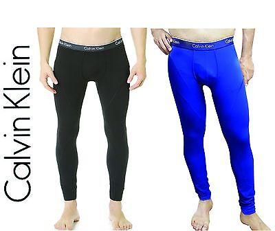 Original Calvin Klein Men's Air FX Micro Stretch Long John Athletic pants NB1100