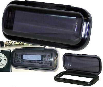 PLMRCB1 The Best Marine Stereo Enclosure Black & Smoke