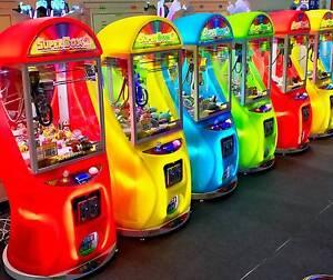 ARCADE TRADER PTY LTD - ARCADE GAME SPECIALISTS NSW