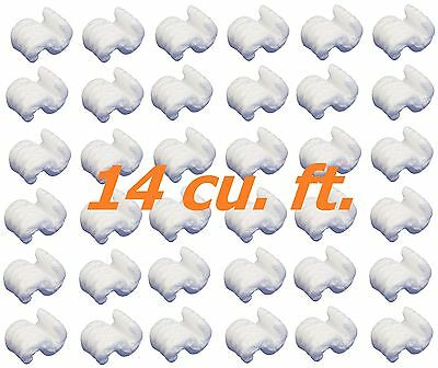 Packing Shipping Peanuts Anti Static Polystyrene Peanuts 14 Cu. Ft. Pick Up Only