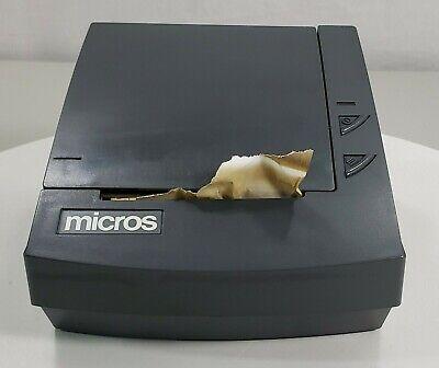 Micros Aposs002 Autocut Thermal Pos Printer