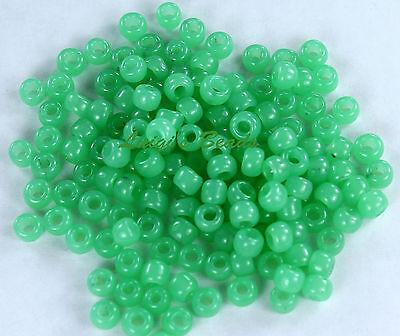 Ceylon Frosted  Aqua 10 grams 11//0 Round Toho Japanese Glass Seed Beads #143F