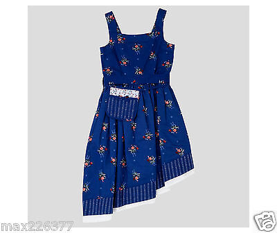 New live action Beauty and the Beast Dress Easter Disney blue Village 14-16 - Beauty And The Beast Blue Dress