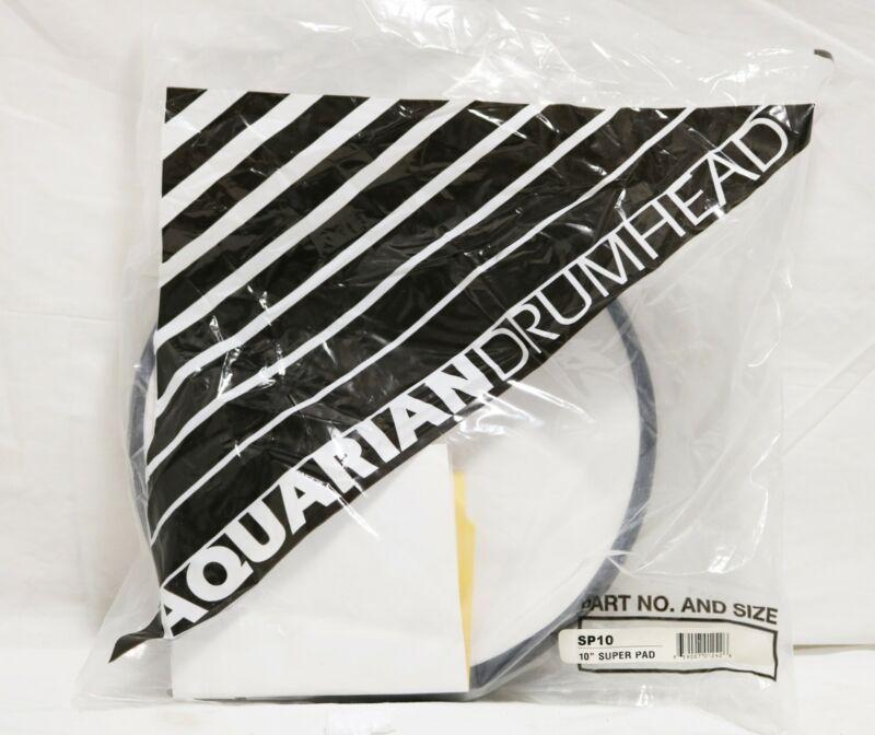 Aquarian SP10 Super-Pad Drum Dampening Mute Pad 10 Practice Quiet Drummer