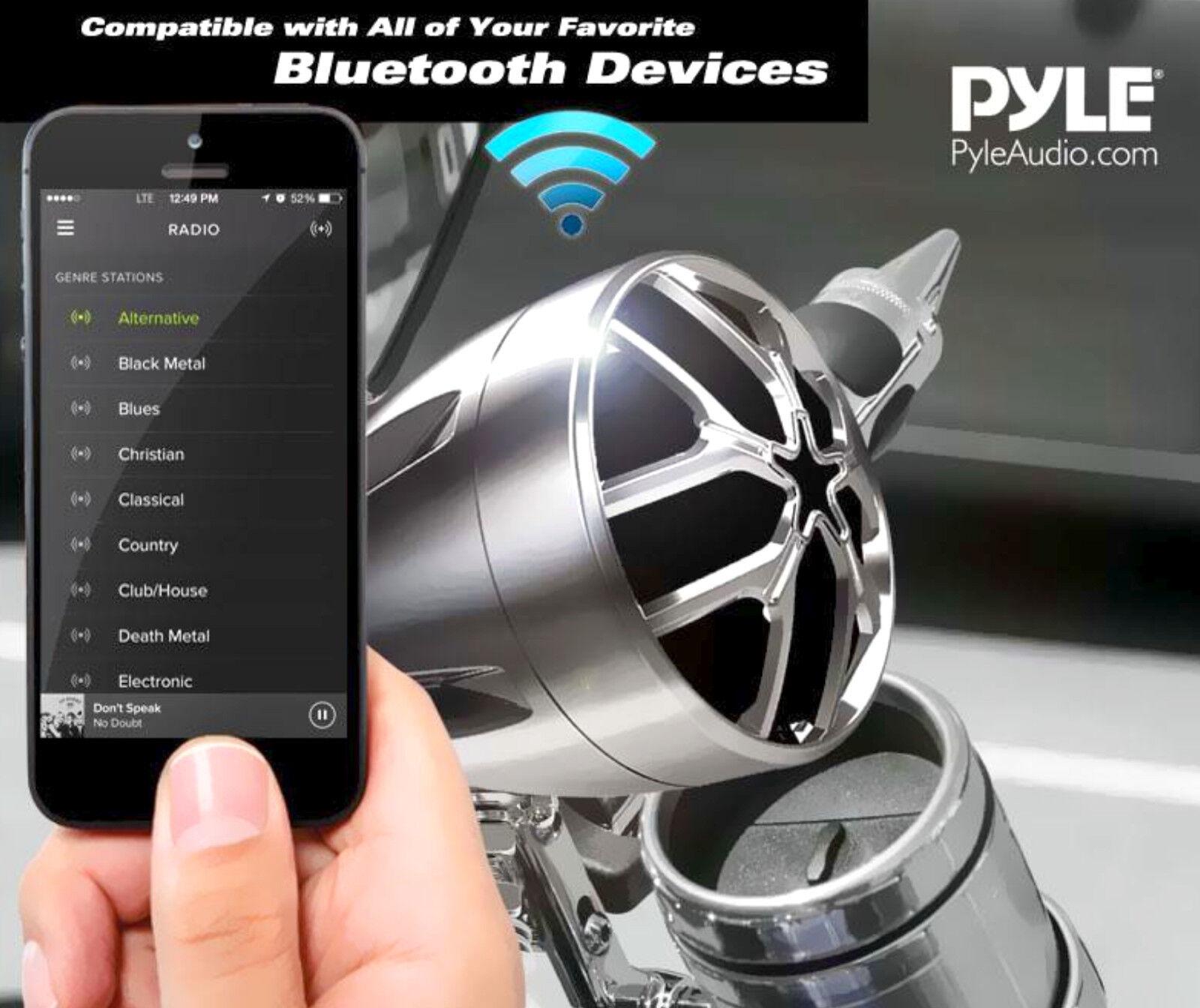 BLTH WTHRPRF SPKR/AMP SYS