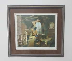 ★ Captain's Quarters (James Lumbers '93) Signed & Numbered ★