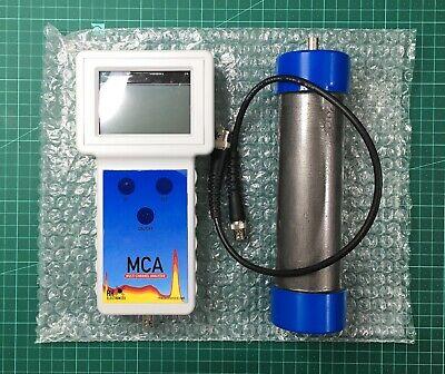 Diy Mca Multichannel Analyzer Ver.2 For Hobby Gamma Spectroscopy 10x20mm Naitl
