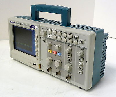 Tektronix Tds1002c-edu Oscilloscope - 2 Channel 60 Mhz 1 Gss