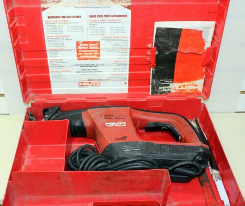Hilti WSR 900-PE Variable Reciprocating Saw