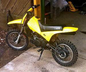 1983 Yamaha PW 80 Redone In Great Condition
