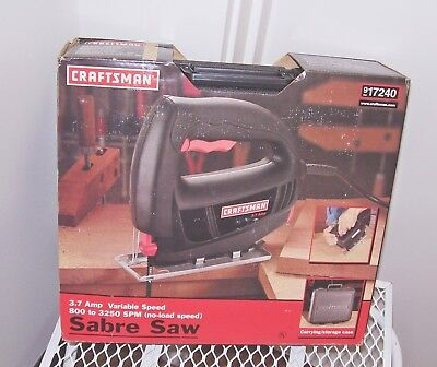 Magnificent Sears Craftsman Sabre Saw Model No 315 172040 Jig Vintage Home Interior And Landscaping Oversignezvosmurscom