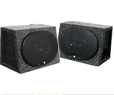 9 250 Watt Speaker - CSB69 AUDIOPIPE DUAL 6