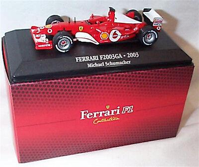 Ferrari F1 2003 GA Suzuka 2003 1//43 Decal Schumacher//Barichello