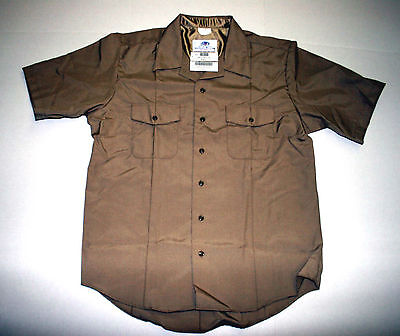 90ea Quarterdeck Collection Uniform Shirt New In Package XL Mens Made In USA