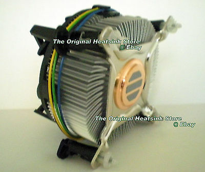Intel Core 2 Duo CPU Cooling Fan for E6550-E6600-E6700-E6750-E6850 LGA775 - New
