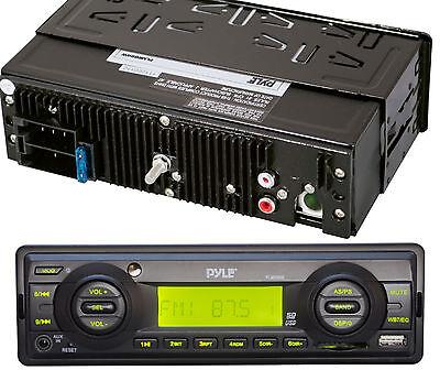 PLMR86B PYLE Marine Machless All Digital Stereo MP3/AM/FM/USB/SD/Aux & 160 Watts