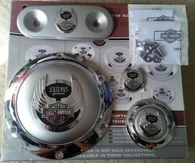 Harley Davidson 105th Anniversary new badges kit; suit Sporster..