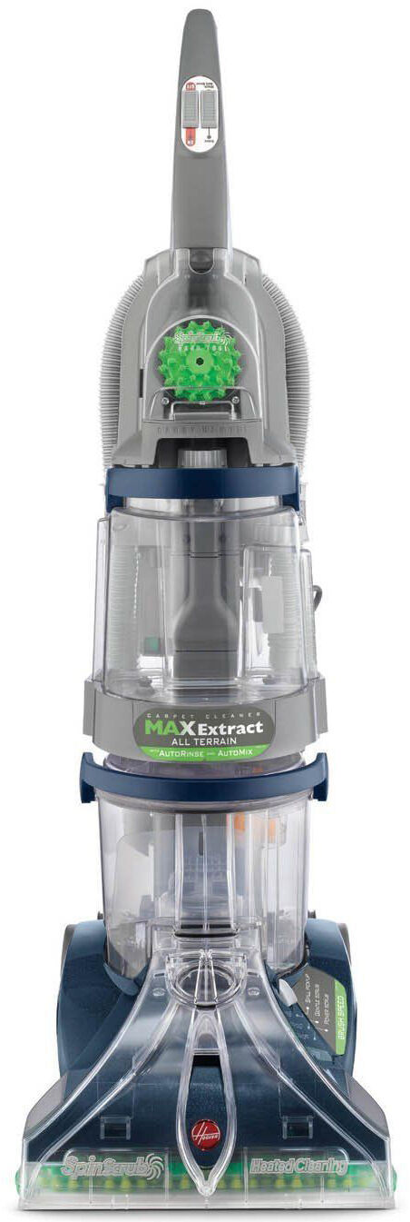 hoover max extract allterrain carpet cleaner f7452900