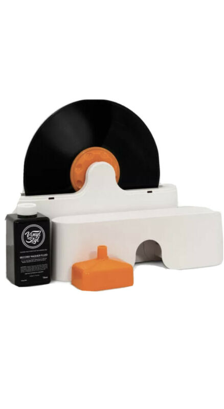 Vinyl Styl™ Deep Groove Record Washer System **BRAND NEW IN BOX! PRIORITY MAIL!
