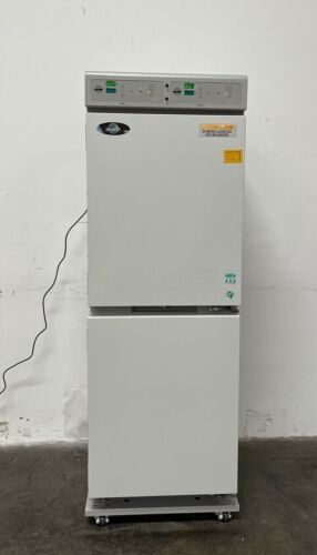 Nuaire NU-8700 Autoflow IR Water-Jacketed CO2 Dual Stacked Incubator Series 8