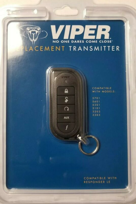 Viper 7153V Replacement Responder LE 1-way Supercode Rempte Control Replacement
